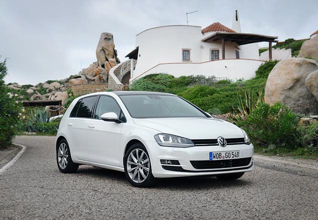 Тестируем седьмое поколение легендарного VW Golf. Фото 1
