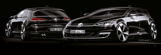 Тестируем седьмое поколение легендарного VW Golf. Фото 2