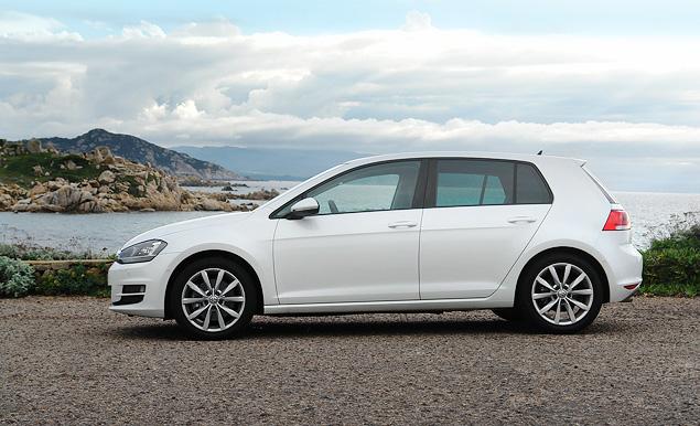 Тестируем седьмое поколение легендарного VW Golf. Фото 5