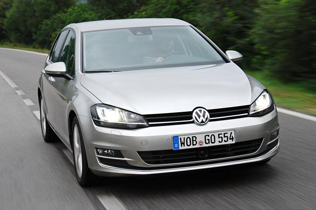 Тестируем седьмое поколение легендарного VW Golf. Фото 6