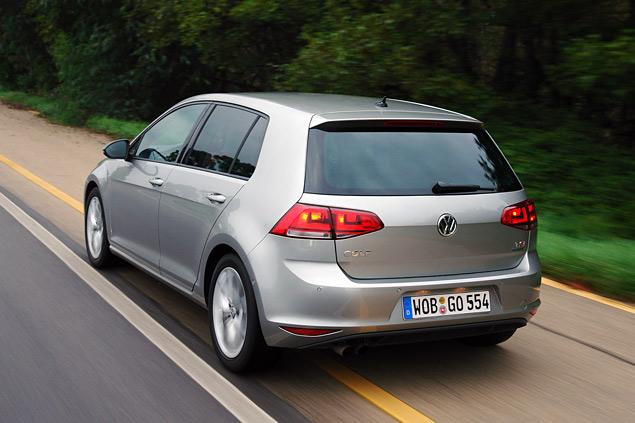 Тестируем седьмое поколение легендарного VW Golf. Фото 8