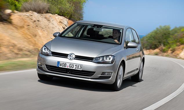 Тестируем седьмое поколение легендарного VW Golf. Фото 10