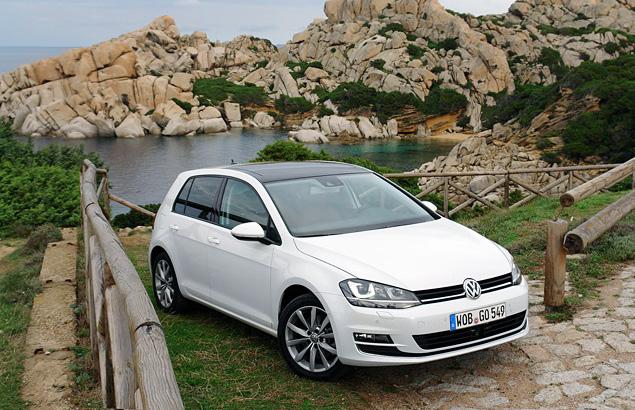 Тестируем седьмое поколение легендарного VW Golf. Фото 12