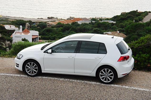 Тестируем седьмое поколение легендарного VW Golf. Фото 14