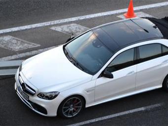 Новый Mercedes-Benz E-Class сфотографировали без камуфляжа