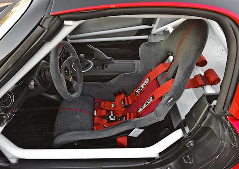 Автомобиль покажут на американском тюнинг-шоу SEMA. Фото 2