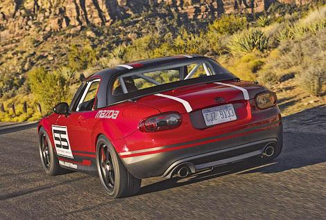 Автомобиль покажут на американском тюнинг-шоу SEMA. Фото 4