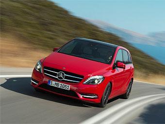Компактвэн Mercedes-Benz B-Class получит AMG-версию