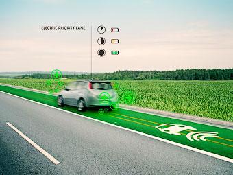 В Нидерландах появятся интеллектуальные шоссе