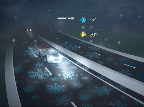"""""""Умные"""" дороги начнут строить в середине 2013 года. Фото 1"""