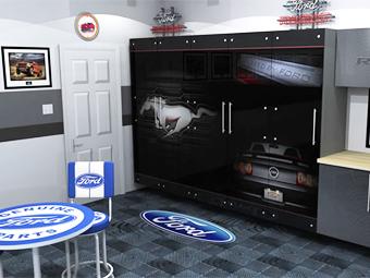 Ford поможет создать гараж мечты
