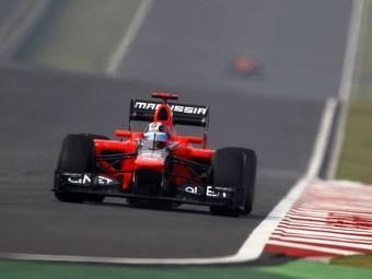 Команда Marussia Формулы-1 оказалась на 70 процентов российской
