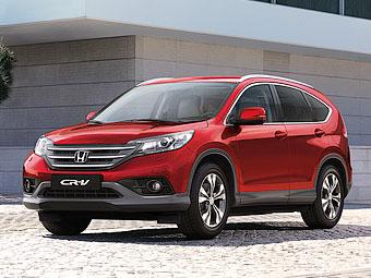 Новый Honda CR-V подешевел на 70 тысяч рублей