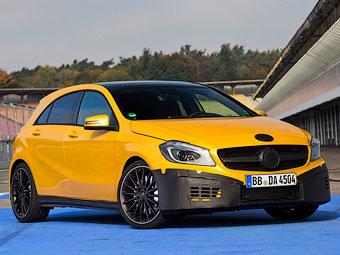 Mercedes-Benz A-Class станет самым мощным хот-хэтчем в мире