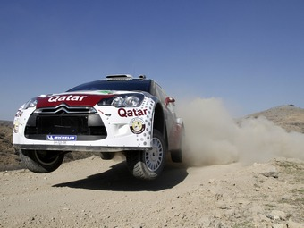 Команды Citroen и Ford поменяются ближневосточными спонсорами