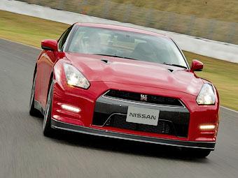 Обновленный Nissan GT-R стал быстрее на Нюрбургринге