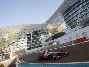 Команда McLaren вернулась на лидирующие позиции в тренировке Формулы-1