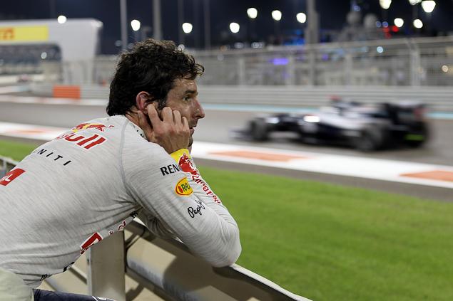 Формула-1 устроила шоу в Абу-Даби. Фото 6