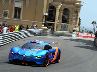 Renault и Caterham будут совместно выпускать спорткары