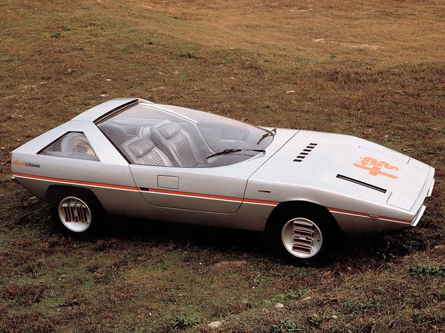 Тринадцать фантастических концепт-каров Alfa Romeo. Фото 4