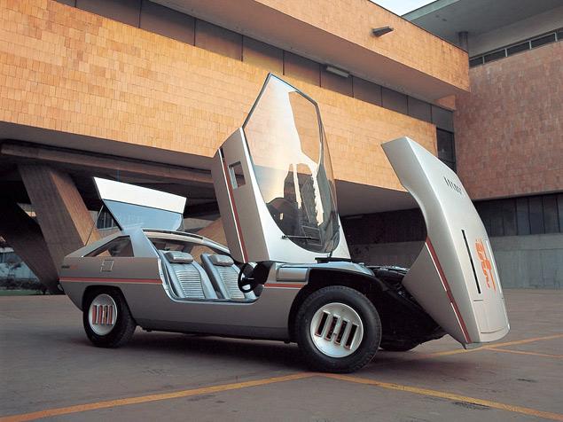 Тринадцать фантастических концепт-каров Alfa Romeo. Фото 5