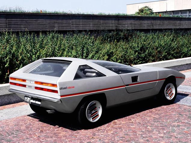 Тринадцать фантастических концепт-каров Alfa Romeo. Фото 6