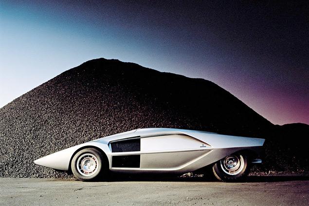 Тринадцать фантастических концепт-каров Alfa Romeo. Фото 8