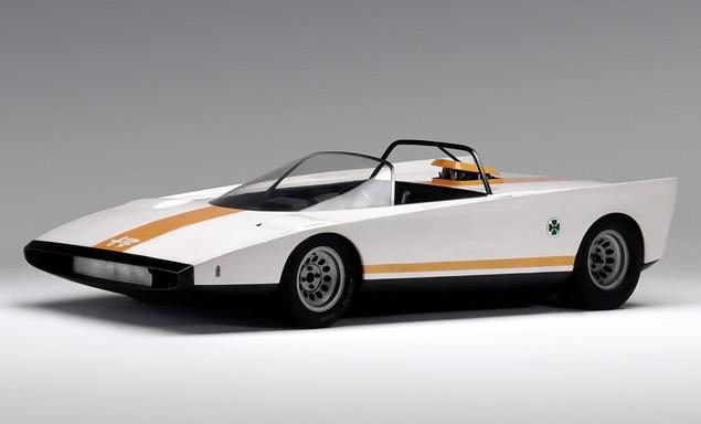 Тринадцать фантастических концепт-каров Alfa Romeo. Фото 9