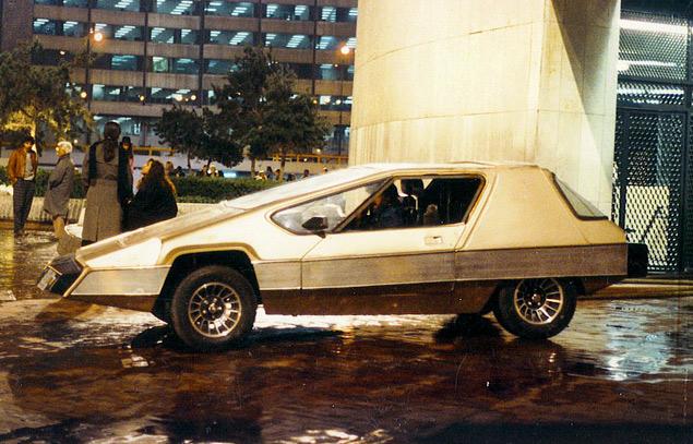 Тринадцать фантастических концепт-каров Alfa Romeo. Фото 14