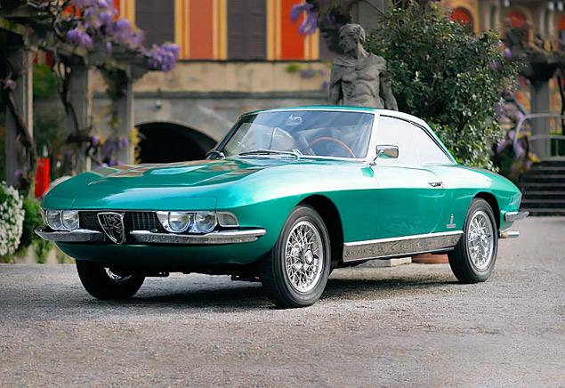 Тринадцать фантастических концепт-каров Alfa Romeo. Фото 15