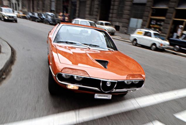 Тринадцать фантастических концепт-каров Alfa Romeo. Фото 17