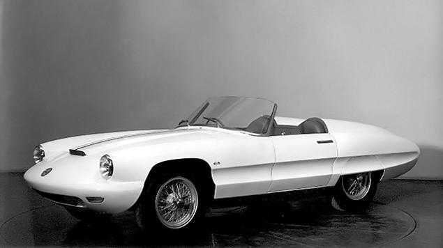 Тринадцать фантастических концепт-каров Alfa Romeo. Фото 20
