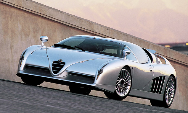 Тринадцать фантастических концепт-каров Alfa Romeo. Фото 27