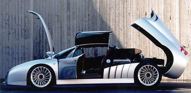 Тринадцать фантастических концепт-каров Alfa Romeo. Фото 28