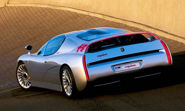 Тринадцать фантастических концепт-каров Alfa Romeo. Фото 29