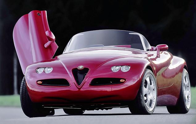Тринадцать фантастических концепт-каров Alfa Romeo. Фото 31