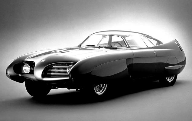 Тринадцать фантастических концепт-каров Alfa Romeo. Фото 32
