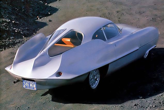Тринадцать фантастических концепт-каров Alfa Romeo. Фото 34