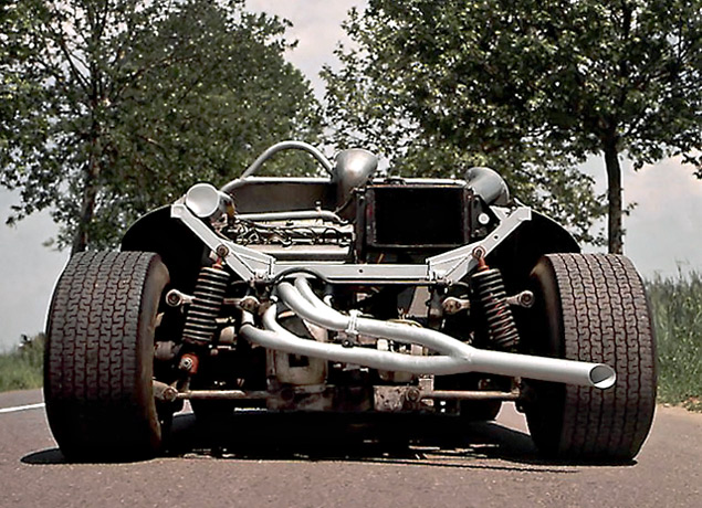 Тринадцать фантастических концепт-каров Alfa Romeo. Фото 39