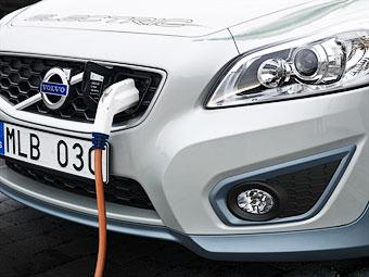 Volvo научит электрокары заряжаться в шесть раз быстрее