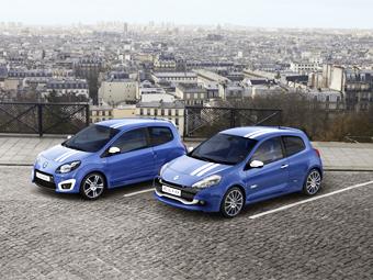 Renault будет выпускать под маркой Gordini трековые автомобили