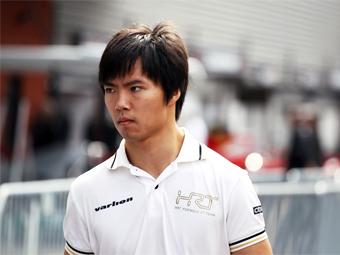 В Формуле-1 появится пилот из Китая