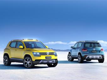 Volkswagen одобрил выпуск кроссовера с трехцилиндровым мотором