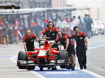 Электрификацию Формулы-1 отложат на три года