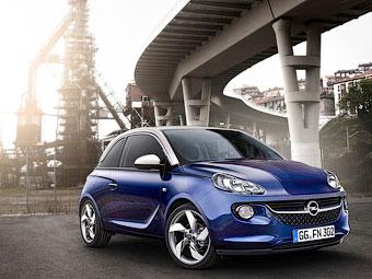 Самый маленький Opel получит 180-сильный мотор