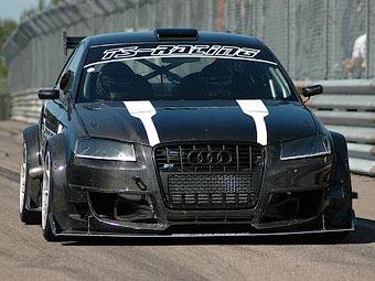 Норвежцы сделали Audi S3 мощнее Bugatti Veyron
