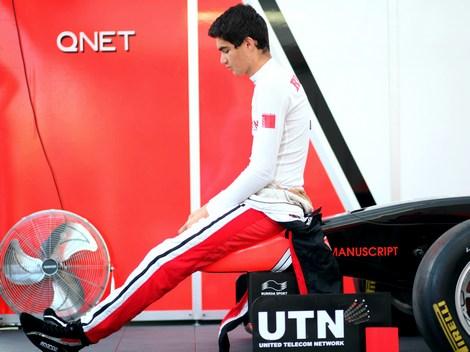Пилот серии GP3 Дмитрий Суранович проведет испытательные заезды в составе команды P1 Motorsport