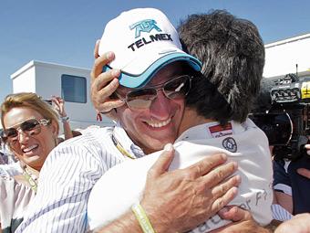 Спонсор Sauber раскрыл имя второго пилота