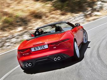 """Jaguar подтвердил появление """"механики"""" на своих моделях"""