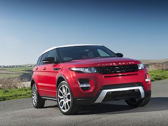 "Range Rover Evoque обзаведется 9-ступенчатым ""автоматом"""